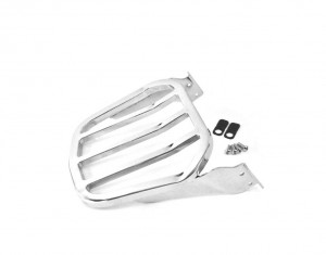 Softail Wide Tapered Luggage Rack-Chrome