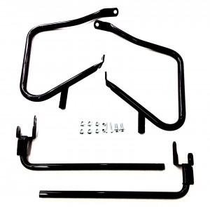Saddlebag Guard Set-Gloss Black