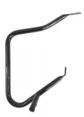 Saddlebag Guard Left Side-Gloss Black