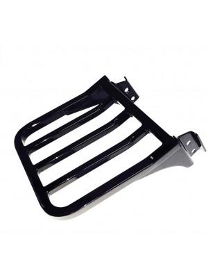 Five Bar Sport Luggage Rack-Gloss Black
